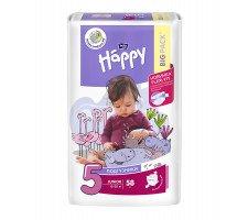 Подгузники Bella Baby HAPPY JUNIOR (5) 58шт.