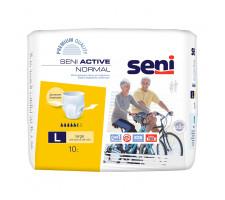 Підгузки SENI ACTIVE Normal Large (3) 10шт.