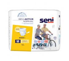 Підгузки SENI ACTIVE Normal Medium (2) 10шт.