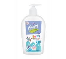 Гель для миття тiла i волосся Bella Baby Happy Natural Care. (300 мл.)