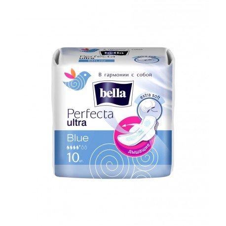 Гігієнічні прокладки Bella Perfecta ultra Blue 10 шт.