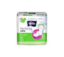 Гигиенические прокладки Bella Perfecta ultra Green 10 шт.