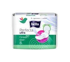 Гігієнічні прокладки Bella Perfecta ultra Maxi Green 8 шт.