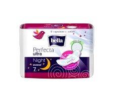 Гігієнічні прокладки Bella Perfecta ultra Night 7 шт.