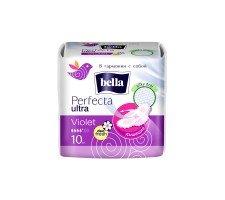Гігієнічні прокладки Bella Perfecta ultra Violet deo fresh 10 шт.
