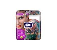 Гігієнічні прокладки Bella Perfecta ultra Violet deo fresh (Таtto) 10 шт.