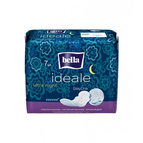 Гигиенические прокладки BELLA Ideale ultra night 7шт.