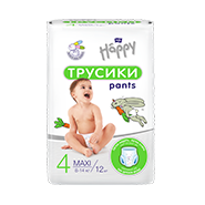 Шампунь Bella Baby HAPPY Natural Care 200мл