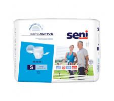Подгузники SENI ACTIVE Small (1) 10шт.