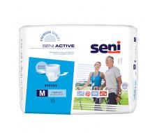 Подгузники SENI ACTIVE Medium (2) 10шт.