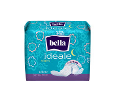 Прокладки гигиенические BELLA Ideale Ultra Night staysofti 7 шт.