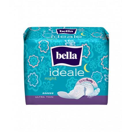 Прокладки гігієнічні BELLA Ideale Ultra Night staysofti 7 шт.