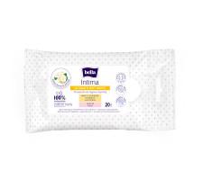 Вологі серветки для інтимної гігієни BELLA Intima 20 шт.
