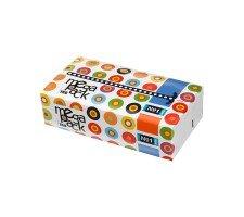 Універсальні паперові серветки Bella №1 (Mega Pack), двошарові 150 шт.